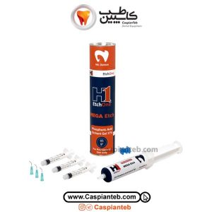 ژل اسید اچ 37 درصد جامبو نیک درمان Mega Etch H1 Nikdarman