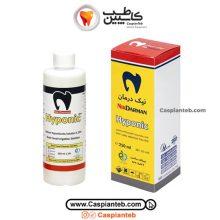 محلول هیپوکلریت سدیم 6 درصد نیک درمان Hyponic